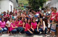 Em Maribondo (AL), ações de conscientização da Prefeitura marcaram Outubro Rosa