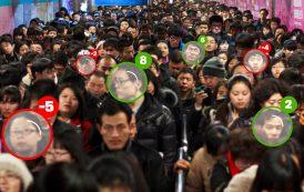 Bancada do PSL quer importar sistema chinês de reconhecimento de cidadãos