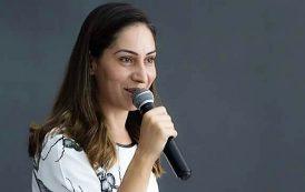 Prefeita Cilene, de Silva Jardim, RJ.