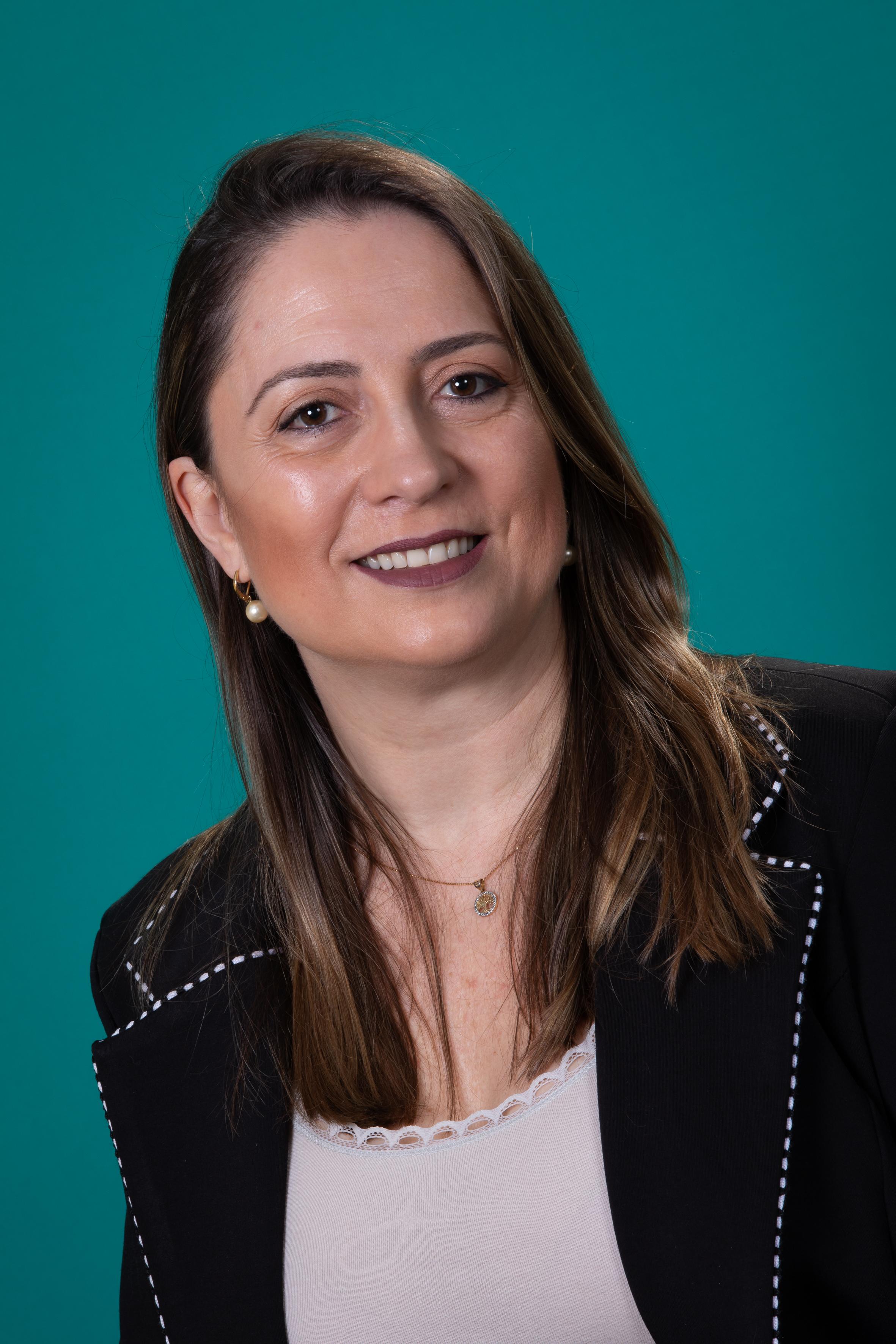 Adriana Cecconello, supervisora de Vendas Especiais de Ônibus da VW Caminhões e Ônibus