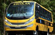Governo de SP faz entrega de 168 ônibus escolares Mercedes-Benz. O investimento foi de R$ 38 milhões.