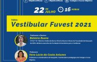 Live Unip: Vestibular Fuvest 2021