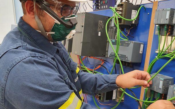 Conteúdo Exclusivo Siemens: Inspeção de produtos à distância: sem deslocamento, com óculos de realidade aumentada