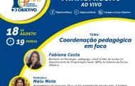 2ª EDIÇÃO DO  ENCONTRO PEDAGÓGICO ON-LINE OBJETIVO