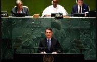 Fala de Bolsonaro na ONU prejudica acordo Mercosul-UE